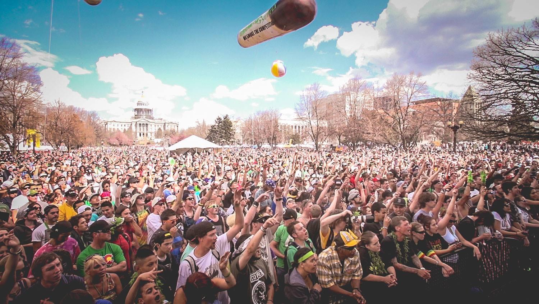 cannabis concert