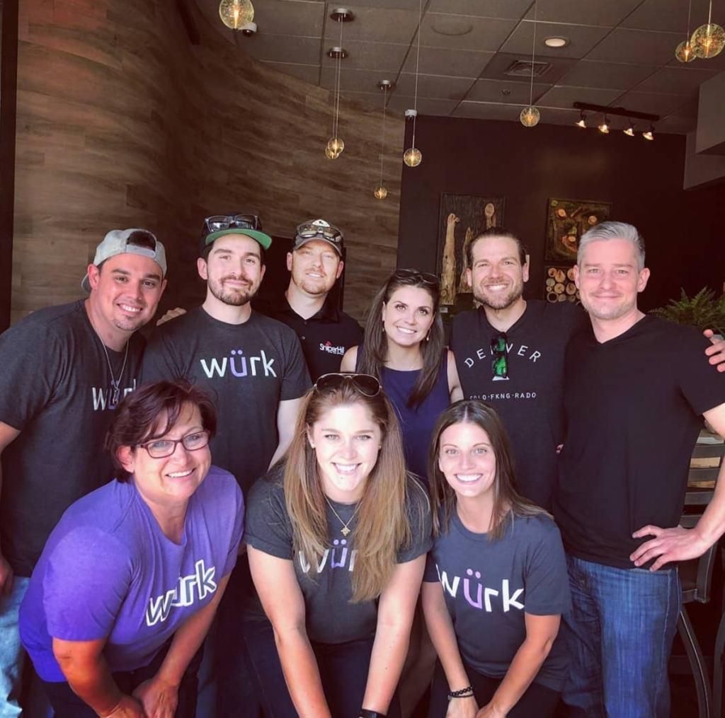 Wurk team photo
