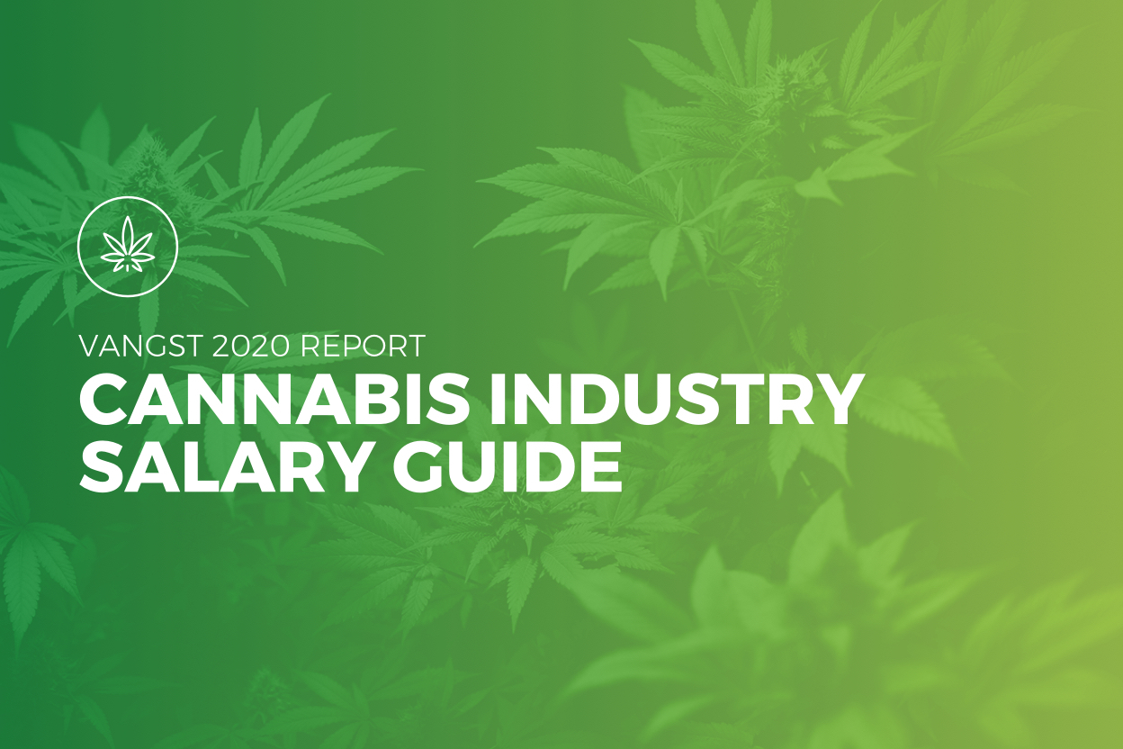 Vangst 2020 Cannabis Industry Salary Guide