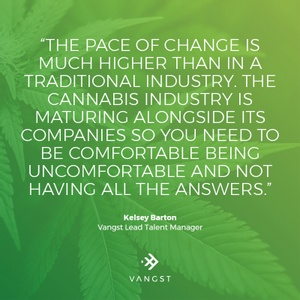working in cannabis quote